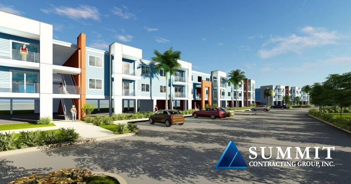 The Quarry Affordable Workforce Housing by Summit