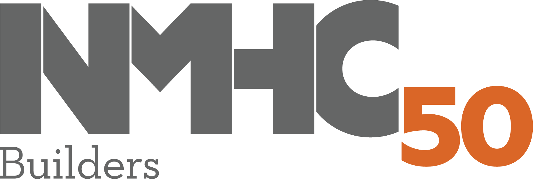 Logo for 2018 NMHC Top 50 Builders