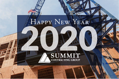 2020 summit new year graphic