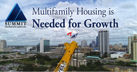 Multifamily Housing Needed for Growth