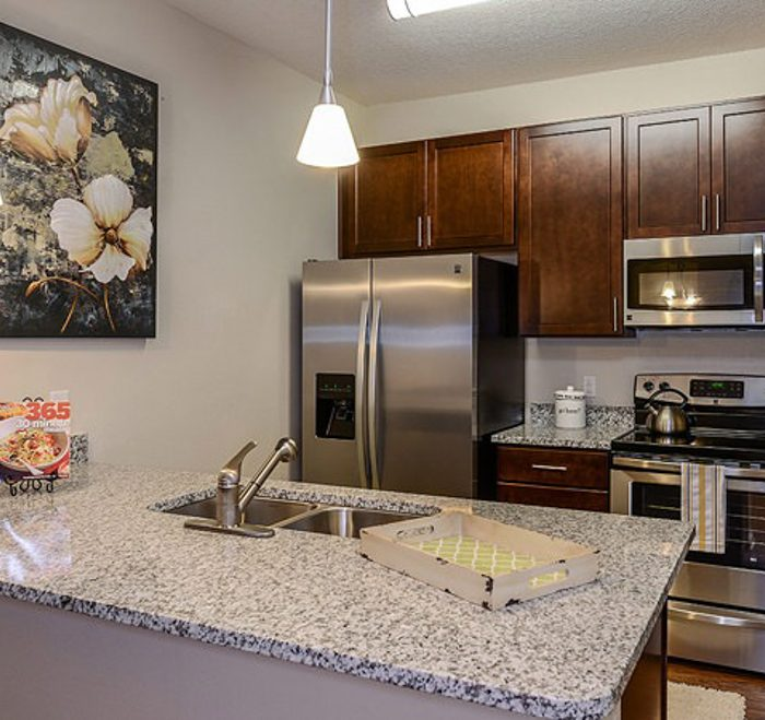 Monterey Pointe Market Rate Senior Living Apartments by Summit Contracting Group