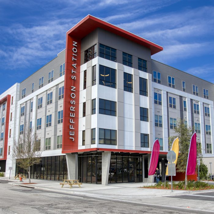 Lofts at Jefferson Multifamily Affordable Housing in Jacksonville, Florida