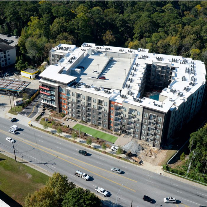 Helios Multifamily Project by Summit Contracting Group