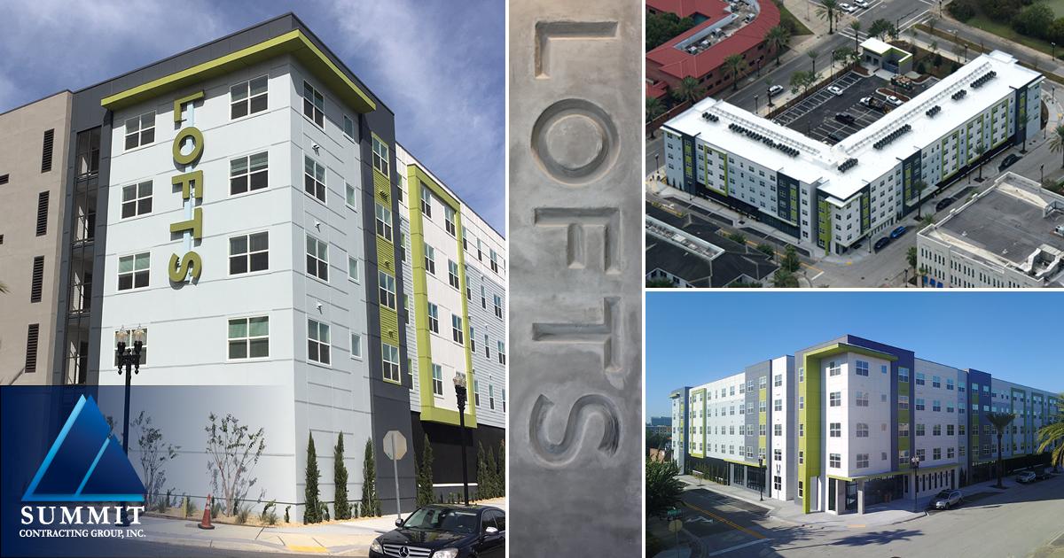 Lofts Monroe collage
