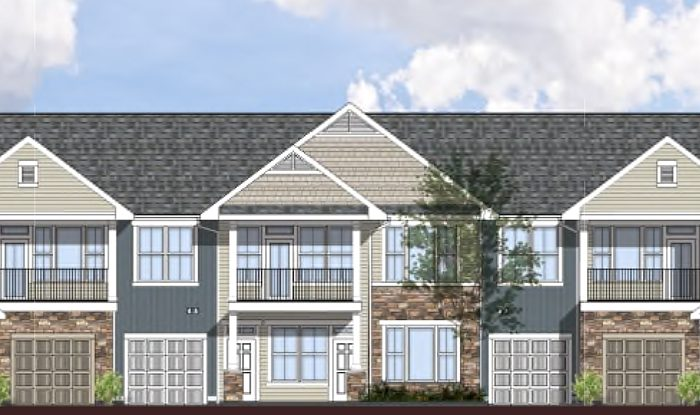 Carmel Vista Multifamily Workforce Apartments Rendering by Summit rendering