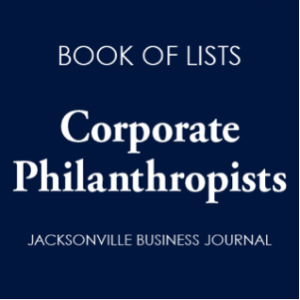 Corporate Philanthropists Book of Lists Summit