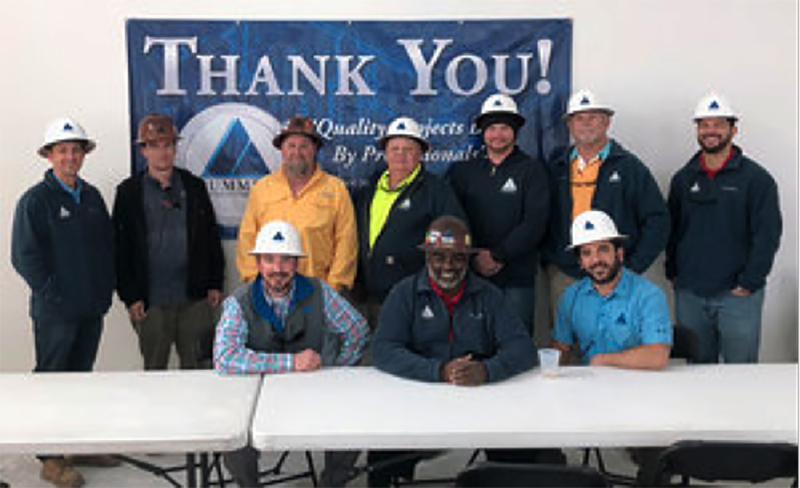Group photo of Market Rate Apartments Construction in Orlando by Summit Contracting Group