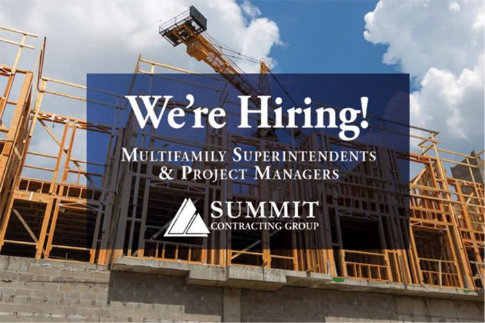 summit we're hiring 2020 graphic