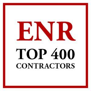 ENR Top 400 Contractors award