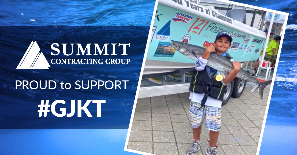 Summit Sponsors the Jacksonville Kingfish Tournament 2020